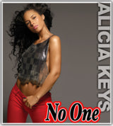 No One  by Alicia Keys (E)