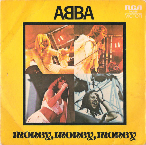 Money Money Money by Abba (Am)