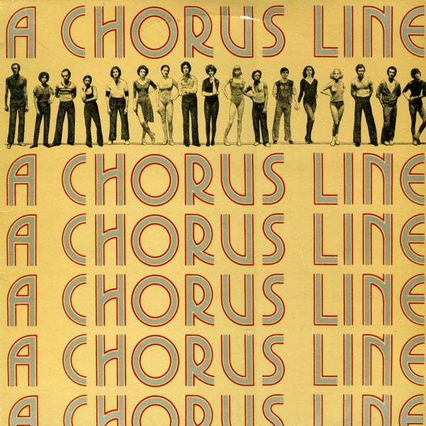 Nothing from Chorus Line (Eb)