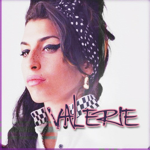 Valerie by Amy Winehouse (Eb)