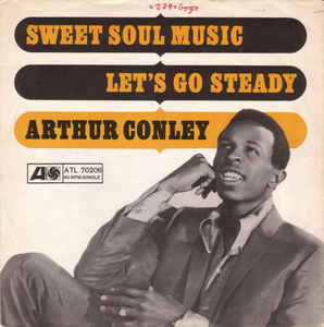 Sweet Soul Music by Arthur Conley (F#)