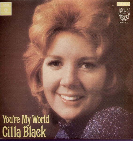 You're My World by Cilla Black (Abm)