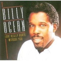 Love Really Hurts Without You by Billy Ocean (F#)