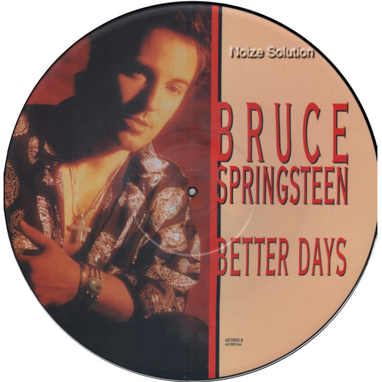 Better Days by Bruce Springsteen (G)
