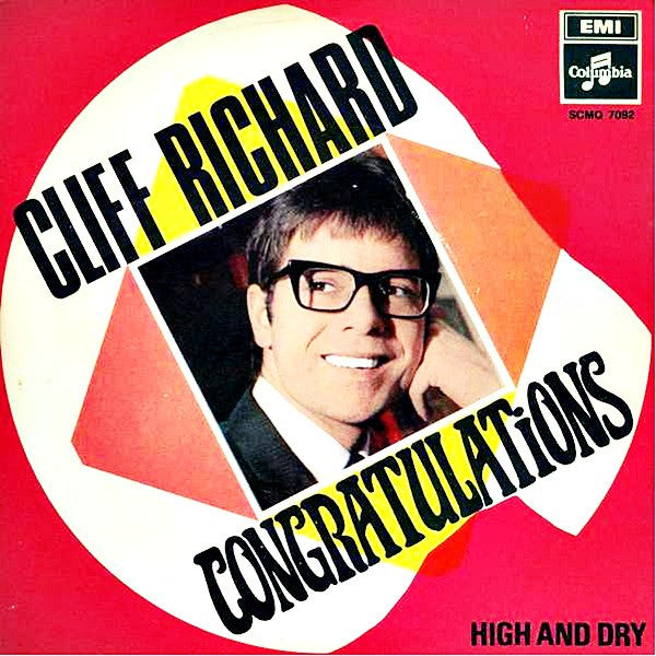 Congratulations by Cliff Richard (A)