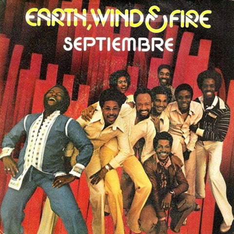 September by Earth, Wind and Fire (E)