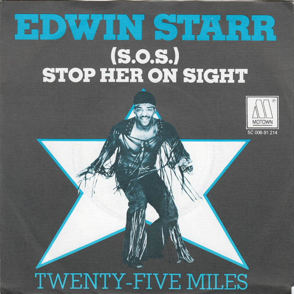Stop Her On Her Sight by Edwin Starr (Ab)