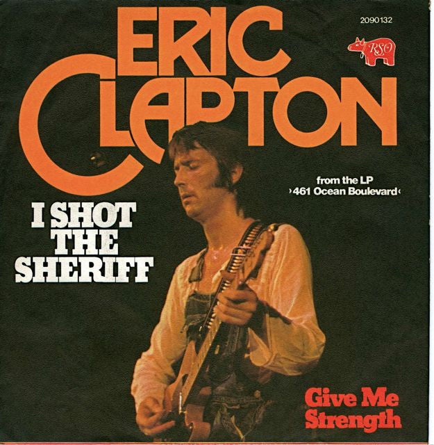 I Shot The Sheriff by Eric Clapton (C#m)