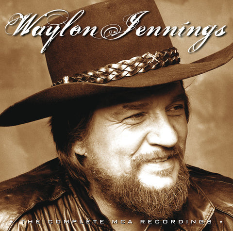 Trouble Man by Waylon Jennings (E)