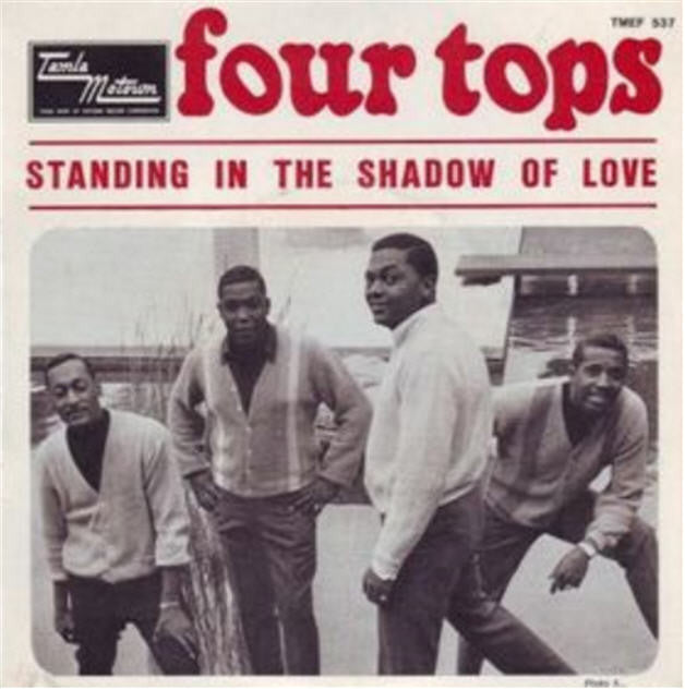 Standing In The Shadows Of Love by The Four Tops (Bm)