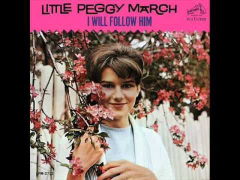 I Will Follow You by Little Peggy March (C)
