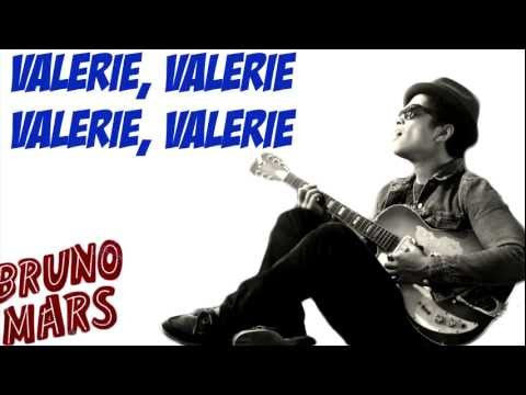 Valerie (Bruno Mars Tribute To Amy) by Bruno Mars (E)