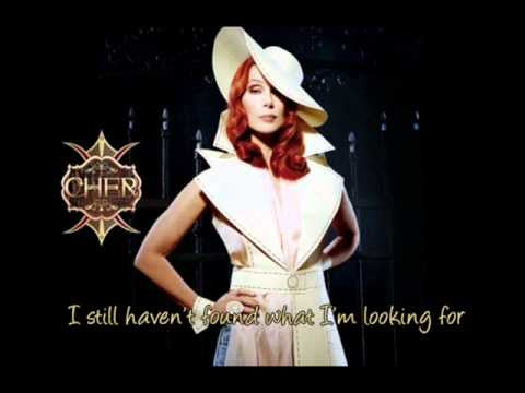 I Still Haven't Found What I'm Looking For by Cher (Db)