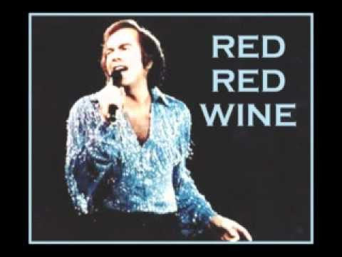 Red Red Wine by Neil Diamond (Eb)