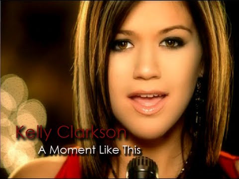 A Moment Like This by Kelly Clarkson (Ab)