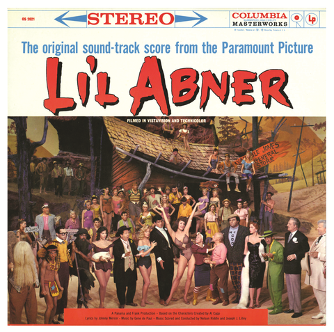 I'm Past My Prime from Li'l Abner (Bb)