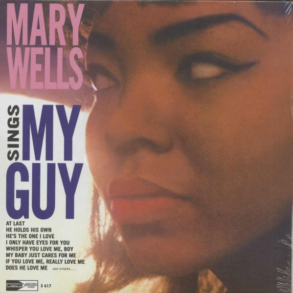 My Guy by Mary Wells (G)
