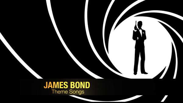 Nobody Does It Better (F), View To A Kill (Cm) - James Bond Medley