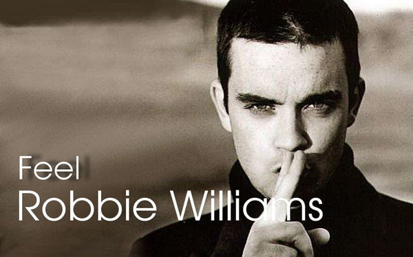 Feel by Robbie Williams (Dm)