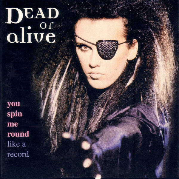 You Spin Me Round by Dead Or Alive (F#m), Backing Track - Music Design