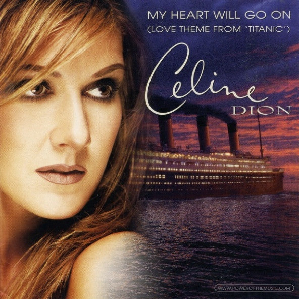 My Heart Will Go On by Celine Dion (F#)