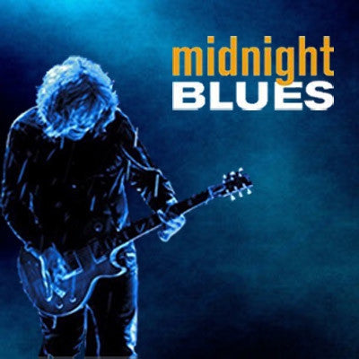 Midnight Blues by Gary Moore (Cm)