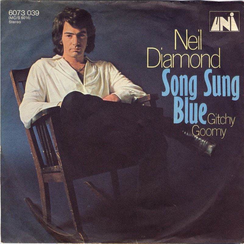 Song Sung Blue by Neil Diamond (Bb)