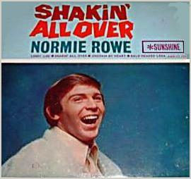 Shakin' All Over by Normie Rowe (Cm)