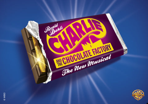 A Letter From Charlie Bucket from Charlie And The Chocolate Factory The Musical (E)