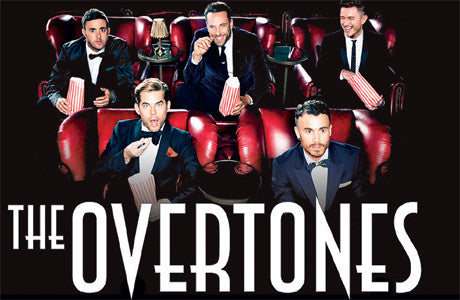Say What I Feel by The Overtones (Db)