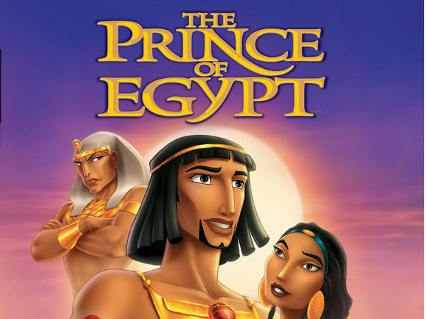 Deliver Us from Prince Of Egypt (D)