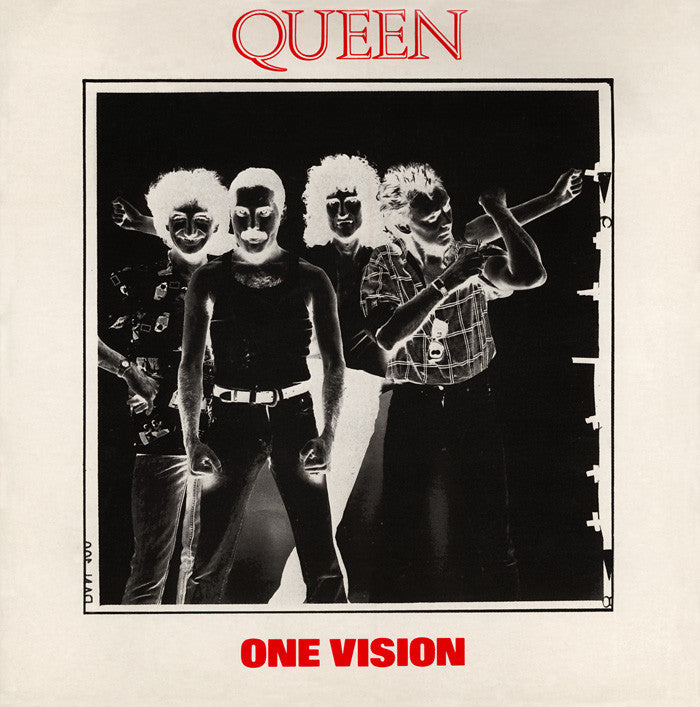 One Vision by Queen (D)