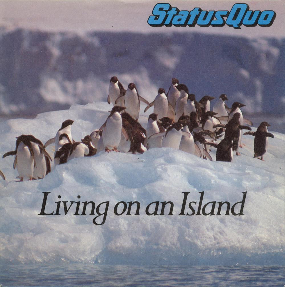 Living On An Island by Status Quo (A)