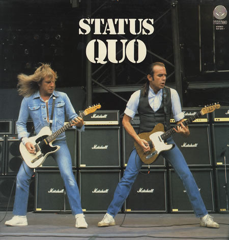 Old Time Rock n Roll by Status Quo (C)