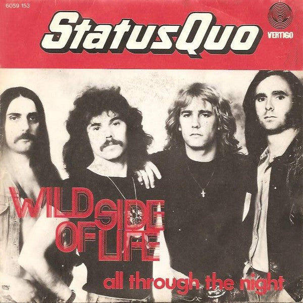 Wild Side Of Life by Status Quo (Bb), Backing Track - Music Design
