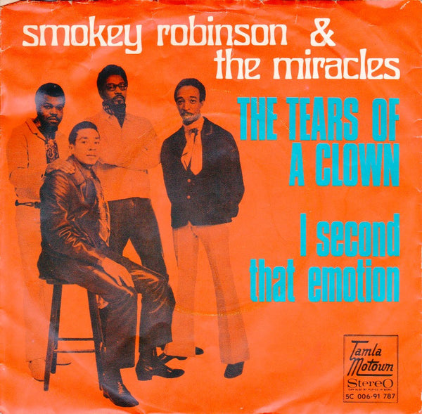 Tears Of A Clown by Smokey Robinson & The Miracles (Db)