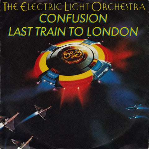 Last Train To London(edited to 3'12) by ELO (Em)