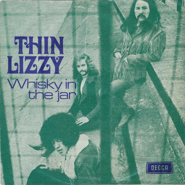 Whiskey In The Jar by Thin Lizzy (C), Backing Track - Music Design