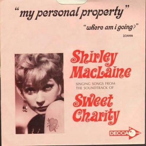 My Personal Property from Sweet Charity (Bb)