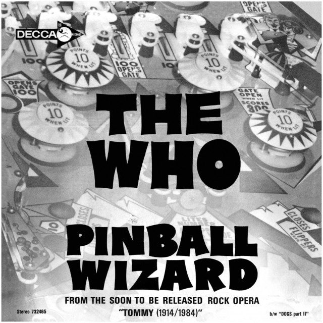Pinball Wizard by The Who (B)