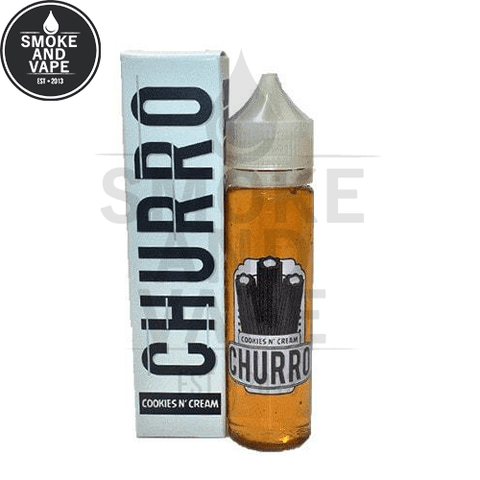 Cookies N' Cream Churro by Snap Liquids 60ml