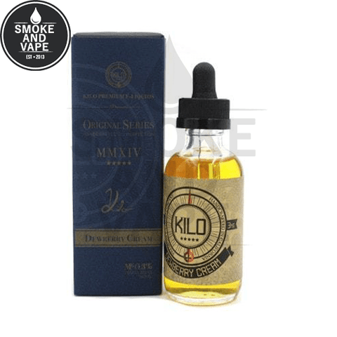 Dewberry Cream ejuice by Kilo 60ml