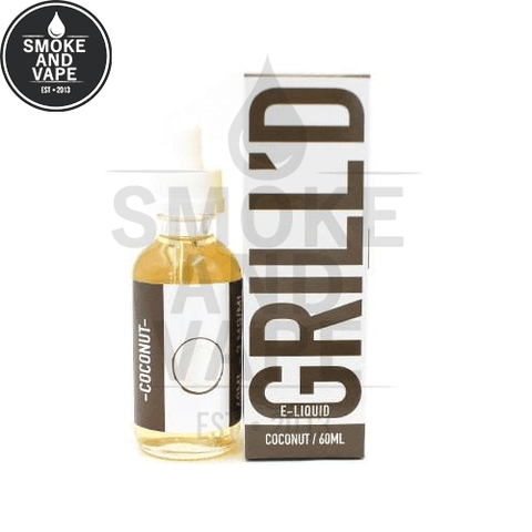 Coconut by Grill'd E-Liquid 60ml