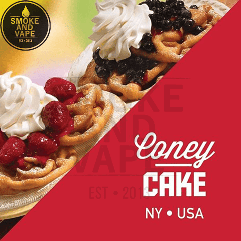 Coney Cake by Liquid State Vapors 60ml