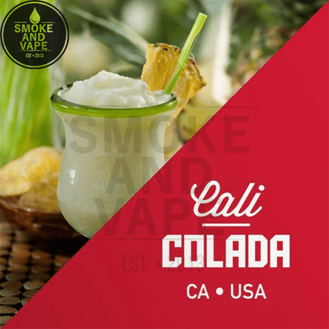 Cali Colada by Liquid State Vapors 60ml