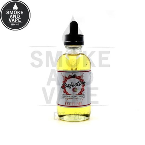 Fetti Pop by Confection E-Liquids 120ml