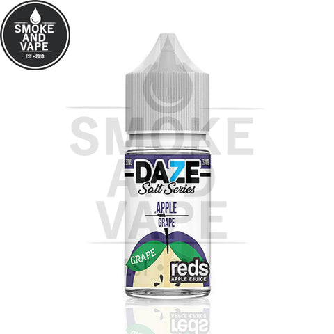 Reds Grape by 7 Daze Salt 30ml