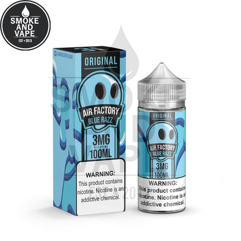 Blue Razz by Air Factory 100ml