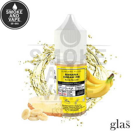 Banana Cream Pie by Basix Nic Salts 30ml