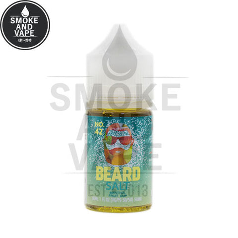 No. 42 by Beard Salts 30ml